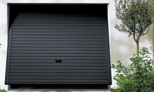 New up and over garage door installation